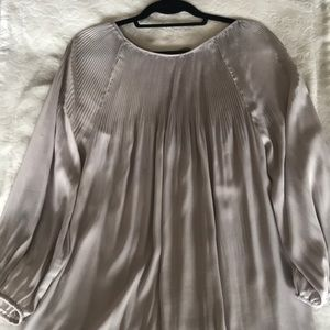 Beautiful MSSP silky type shirt